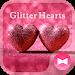 Download Lovely Wallpaper Glitter Hearts Theme 1.0.0 APK