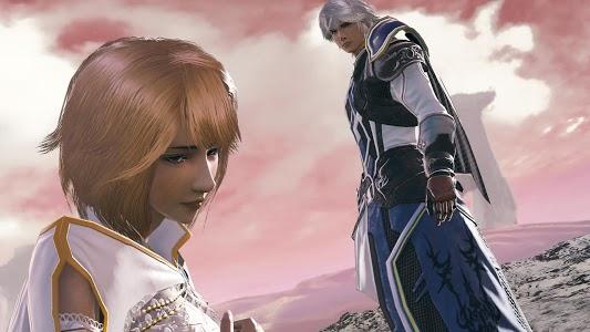 screenshot of MOBIUS FINAL FANTASY version 2.0.111