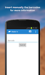 screenshot of Made in version 2.0.4