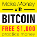 Download Make Money with BITCOIN starting with only $10. 1.6.2 APK