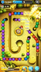 screenshot of Marble Blast Legend version 1.0.9