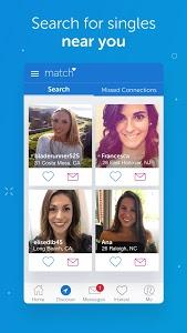 screenshot of Match™ Dating - Meet Singles version 18.08.05