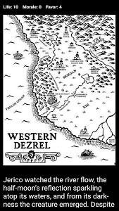screenshot of Medieval Fantasy RPG (Choices Game) version 5.0