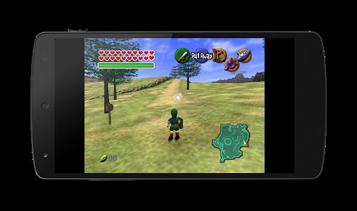 Download MegaN64 (N64 Emulator) 7.0 APK