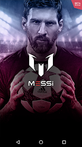 screenshot of Messi Official App version 2.13.4