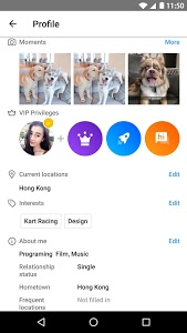 screenshot of Mico - Meet New People & Chat version 3.8.9
