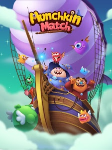 Download Munchkin Match: Magic Home Building 2.3.5 APK