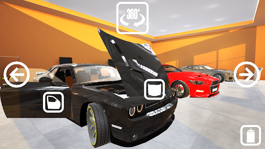 Download Muscle Car Simulator 1.22 APK