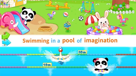 screenshot of Baby Panda Kindergarten version 8.10.00.00