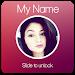Download My Name Lock Screen 1.6 APK