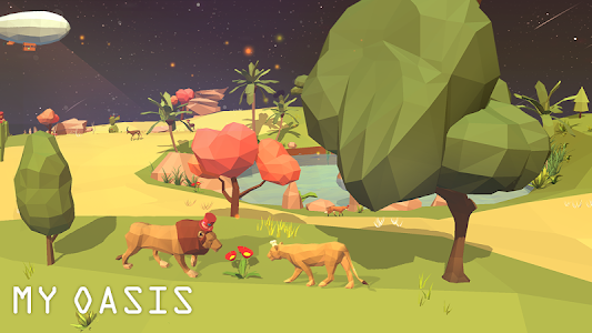 Download My Oasis - Calming and Relaxing Idle Clicker Game 1.236 APK