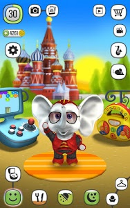 Download My Talking Elly - Virtual Pet 2.8 APK