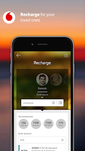 Download MyVodafone (India) - Online Recharge & Pay Bills 8.0.1.3 APK