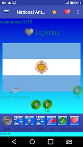 Download National Anthems 3.6.2 APK