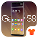 Download New 2018 Launcher - Golden Theme for Galaxy S8 1.0.0 APK