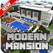 Download New Modern Mansion Map for Minecraft PE 1.1 APK