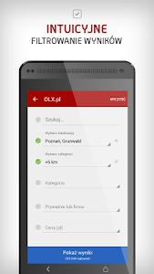 screenshot of OLX.pl - ogłoszenia lokalne version 3.1.9