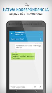 screenshot of OLX.pl - ogłoszenia lokalne version 3.6.1