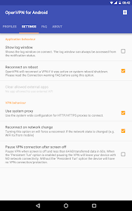 Download OpenVPN for Android 0.7.5 APK