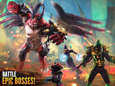 Download Order & Chaos 2: 3D MMO RPG 3.1.3a APK