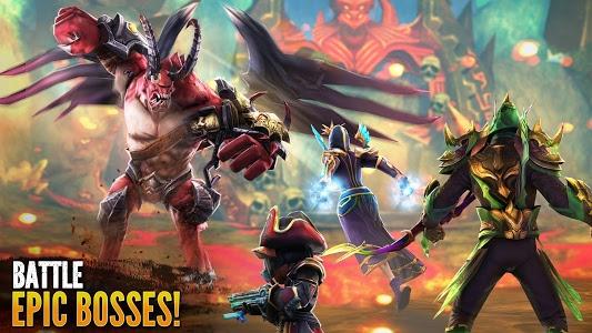 screenshot of Order & Chaos 2: 3D MMO RPG version 3.1.3a