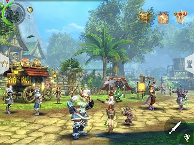 screenshot of Order & Chaos 2: Redemption version 1.5.1a
