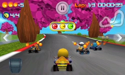 Download PAC-MAN Kart Rally by Namco 1.3.5 APK