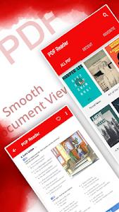 Download PDF Reader for Android: PDF file reader 2018 3.26.28 APK