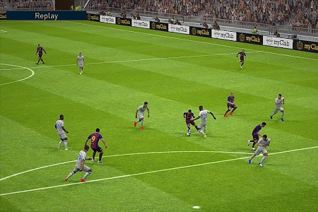 screenshot of PES 2019 PRO EVOLUTION SOCCER version 3.0.1