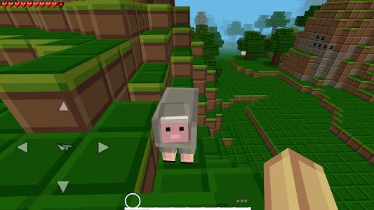 screenshot of ♥ PIXY CRAFT ♥ version 1.0.3