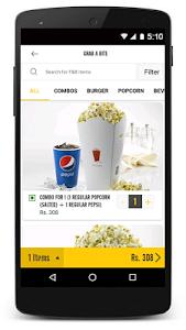 Download PVR Cinemas - Movie Tickets 7.5 APK