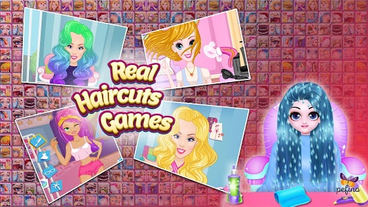 screenshot of Pefino Girl Games Box version 3.3