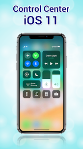 Download Phone X Launcher, OS 12 iLauncher & Control Center 3.0.5 APK