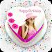 Download Photo & Name On Birthday Cake: HD Photo Frames 2.04 APK