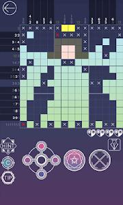 screenshot of Picross Luna - A forgotten tale version 1.7