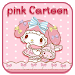 Download Pink Cartoon Cute Kitty 1.1.5 APK