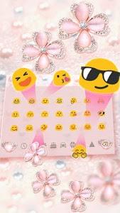 Download Clover Glitter Keyboard 10001003 APK