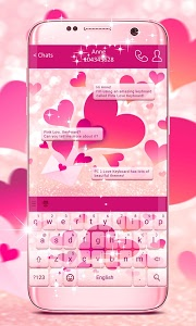 Download Pink Love Keyboard 1.279.1.114 APK