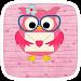 Download Pink Owl Theme 1.0.0 APK