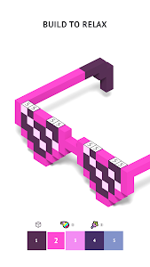 screenshot of Pixel Builder version 1.2