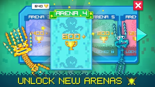 Download Pixel Sword Fish io 1.73.1 APK
