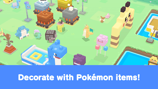 screenshot of Pokémon Quest version 1.0.4