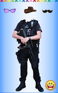 Download Men Police Suit Photo Editor - Men Police Dress 1.0.18 APK