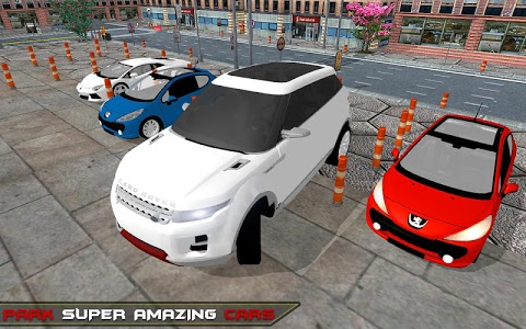 screenshot of Prado Parking Adventure 2017: Best Car Games version 1.0