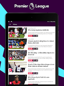 Download Premier League - Official App 1.1.7 APK