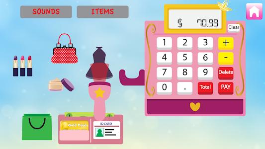 Download Princess Cash Register Free 1.3.1 APK
