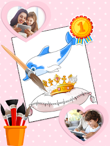 Download Princess Coloring Book 1.2.8 APK
