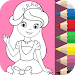 Download Princess Coloring Book 1.2.8 APK