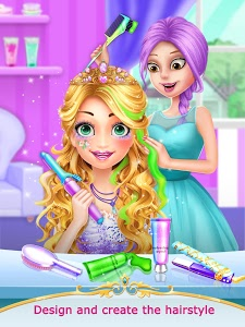 Download Princess Salon 2 - Girl Games 1.3 APK