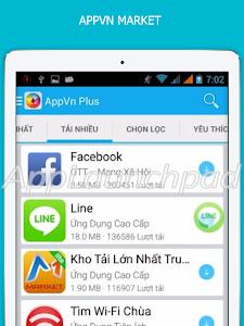 screenshot of Pro Âppvn Market 2017 version 1.0